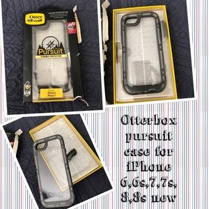Otterbox case for iPhone 6, 6s, 7, 7s, 8, 8s